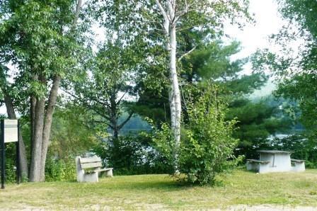 attraits et parcs municipalit de saint aim du lac des les. Black Bedroom Furniture Sets. Home Design Ideas