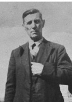 Joseph Léveillé 1930 à 1934. Décédé