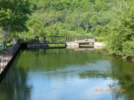 Barrage juin 2008
