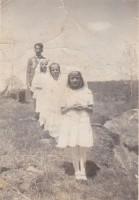 Rémi, Thérèse, Gertrude, Louise