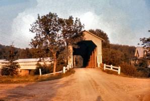 Ponts couverts en 1950